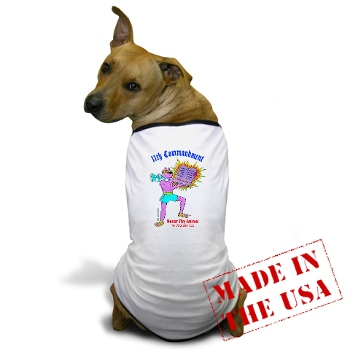 HONOR THY ANIMAL - Very Cute Doggie T-shirt  (If you want to go to Heaven).