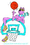 Cute OK-9/Sabra Dog (basketball) Logo